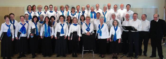 Triangle Jewish Chorale